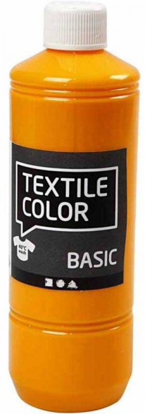 Textile Color geel 500 ml