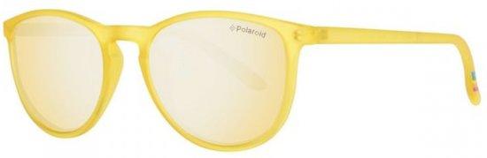 Unknown Polaroid - Kinder Zonnebril PLD 8016/N PVI/LM - geel