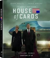 Koopjeshoek - House Of Cards - Seizoen 3 (USA) (Blu-ray)