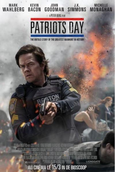 Patriots Day - DVD