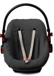 Babsana Hoes Voor Autostoel Groep 0 - Antraciet