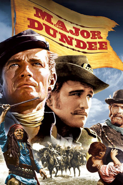Major Dundee - Western Classic - DVD