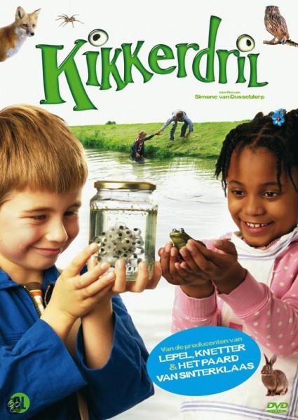 Kikkerdril (DVD)