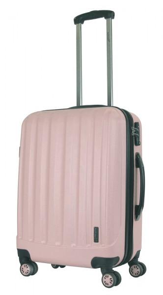 Packenger Premium Reiskoffer Velvet L (60L) - Mauve