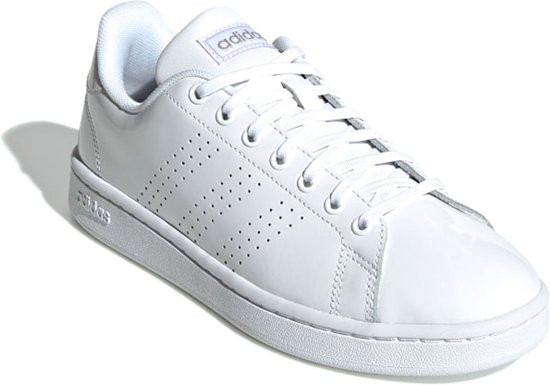 Adidas Advantage Dames Sneakers - White - Maat 37 1/3