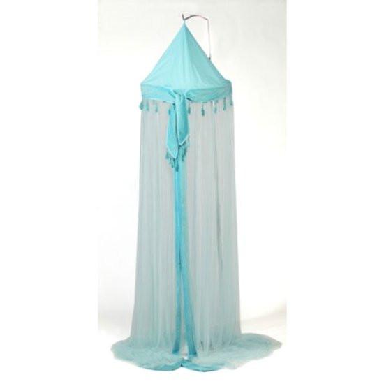 Jollein - Babyklamboe Kwastjes - Turquoise