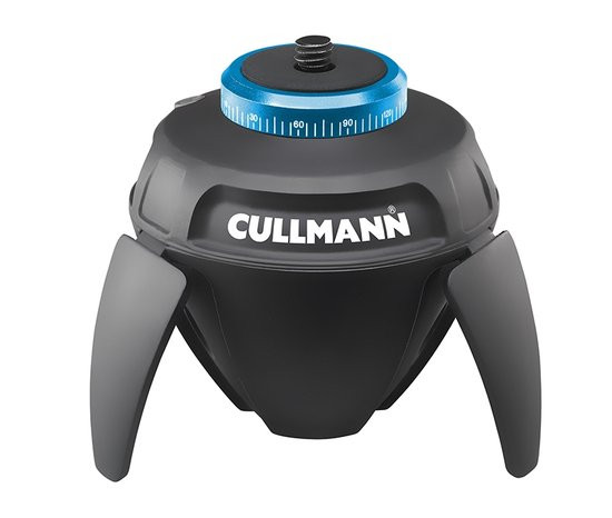 Cullmann SMARTpano 360 graden balhoofd met infrarood afstandbediening - zwart
