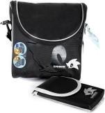 Sonic Opbergtas zwart DSi + 3DS
