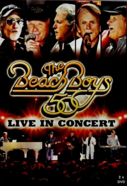 The Beach Boys - 50th Anniversary: Live In Concert - DVD
