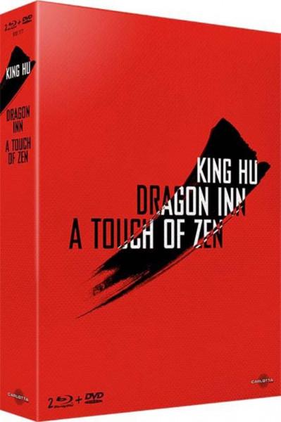 Coffret King Hu (Dragon Inn A Touch) (Blu-Ray)