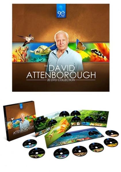 Koopjeshoek - The David Attenborough 20 Dvd Collection