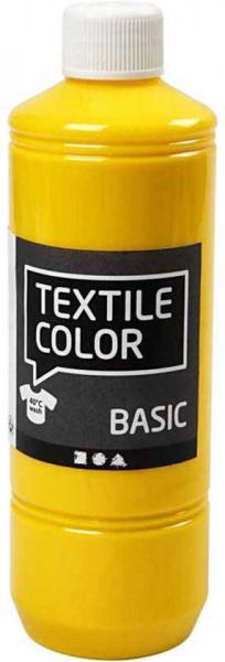 Textile Color primair geel 500 ml