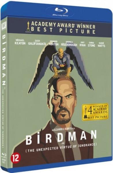 Birdman (Blu-ray)