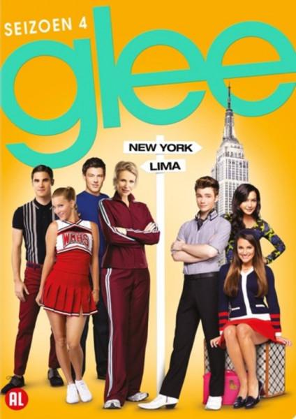 Glee - Seizoen 4 (DVD)