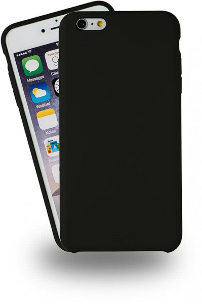 Azuri rubber cover - zwart - voor Apple iPhone 6 Plus;Apple iPhone 6S Plus