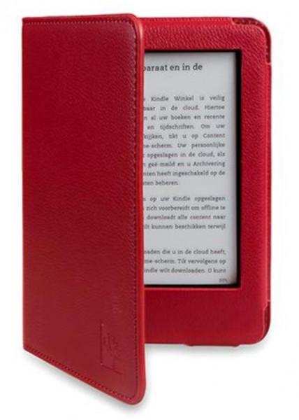 Gecko Covers Luxe Beschermhoes voor Amazon Kindle 2014 - Rood