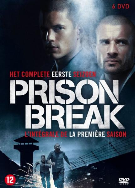Prison Break - Seizoen 1 - ( DVD)