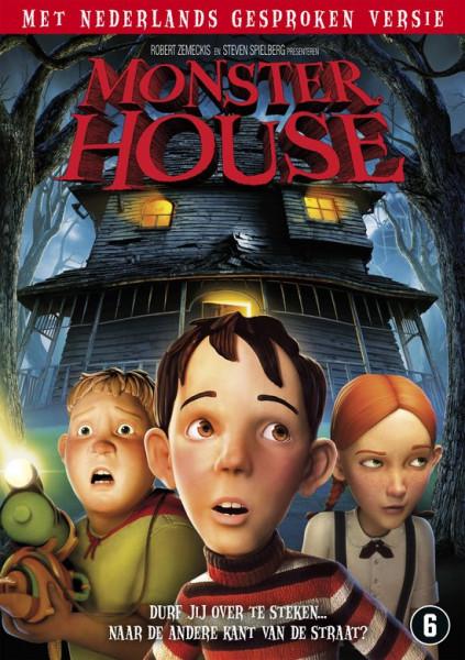 Monster House - dvd