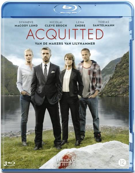 Koopjeshoek -Acquitted - Seizoen 1 (Blu-ray)