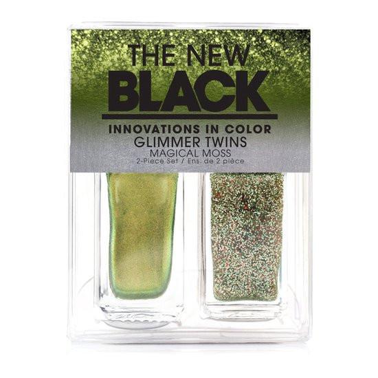 The New Black Glimmer Twins - Magical Moss - Nagellak