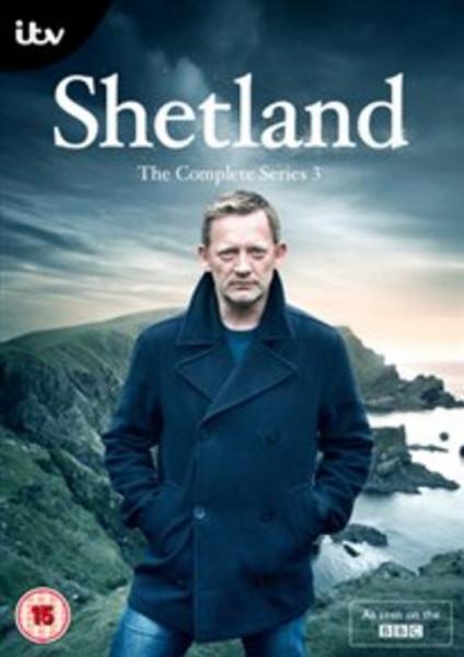 Koopjeshoek - Shetland Season 3 - DVD