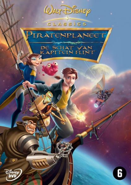 Piratenplaneet - DVD
