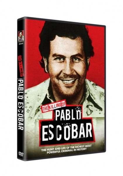 Killing Of Pablo Escobar DVD