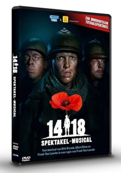 Musical 14-18 DVD