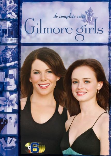 Gilmore Girls - Seizoen 6 (DVD)
