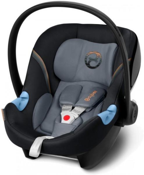Cybex Aton M Pepper Black autostoel