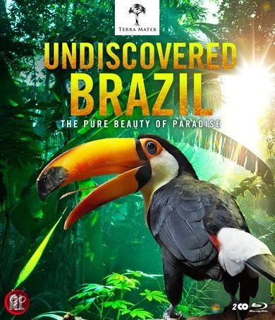 Undiscovered Brazil (Blu-ray) (2 Disc)