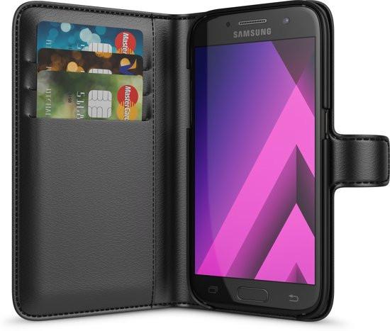 BeHello Samsung Galaxy A3 (2017) Wallet Case Black