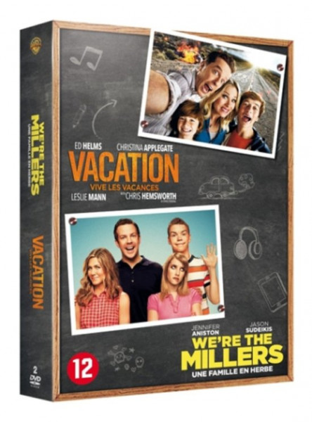 Vacation & We're The Millers. - DVD