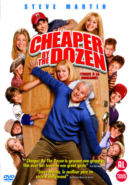 Cheaper By The Dozen (dvd)
