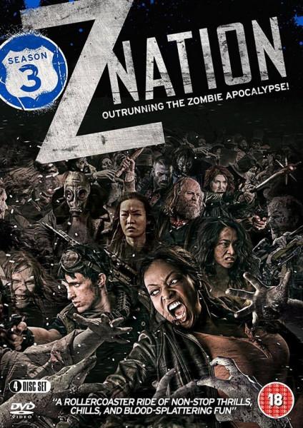 Z Nation - Season 3 (DVD)