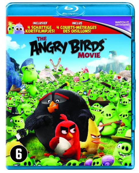 Angry Birds - The Movie (Blu-ray)