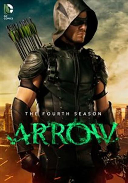Arrow - Seizoen 4 - DVD