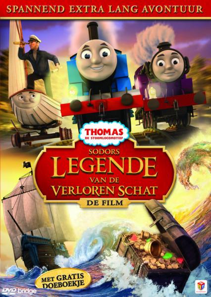 Thomas de Stoomlocomotief - Special: Legende van de Verloren Schat DVD