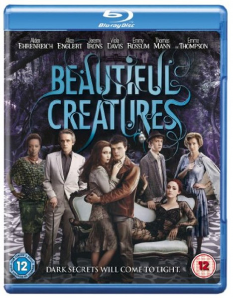 Beautiful Creatures(2013) Blu Ray - Import