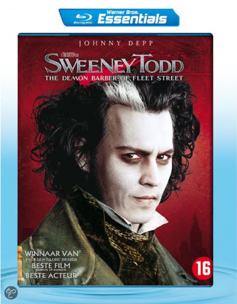 Sweeney Todd: Demon Barber Of Fleet Street (Blu-ray)