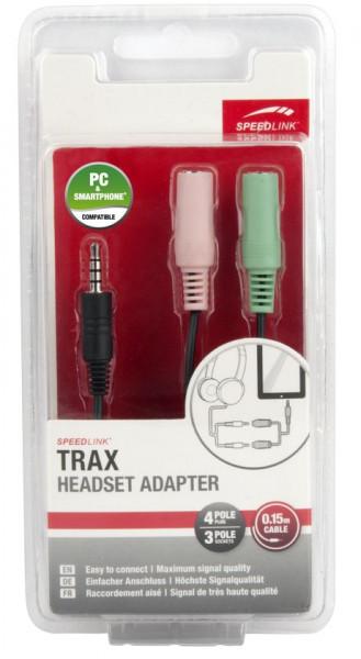Speedlink Trax Headset Adapter
