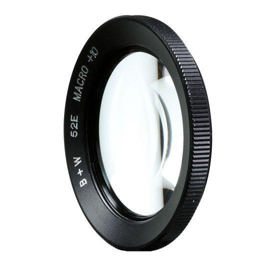 B+W Close-Up Lens macro +10 55mm