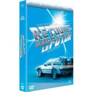 Back To The Future -Trilogy - IMPORT (ALLEEN ENGELSTALIG en FRANSTALIG) FRANSE COVER!