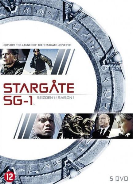 Stargate SG-1 - Seizoen 1 (DVD)