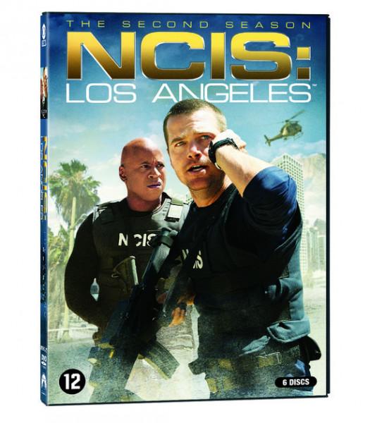 NCIS: Los Angeles - Seizoen 2 (DVD)