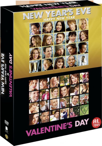 New Year's Eve & Valentine's Day - DVD