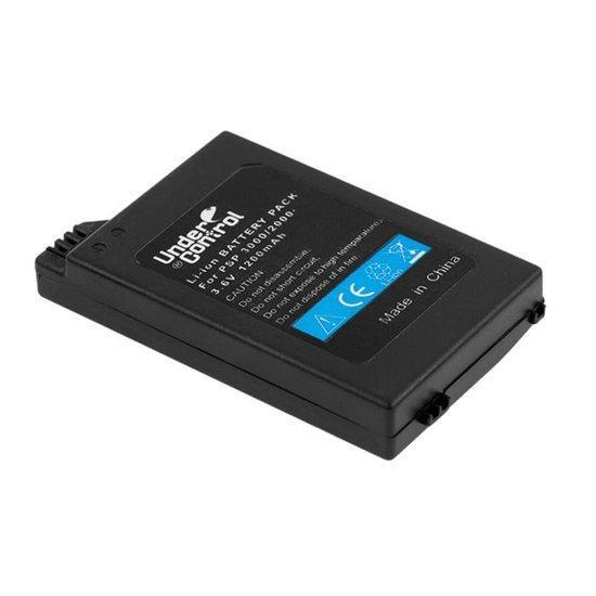 Under Control Herlaadbare batterij voor PSP (1000)