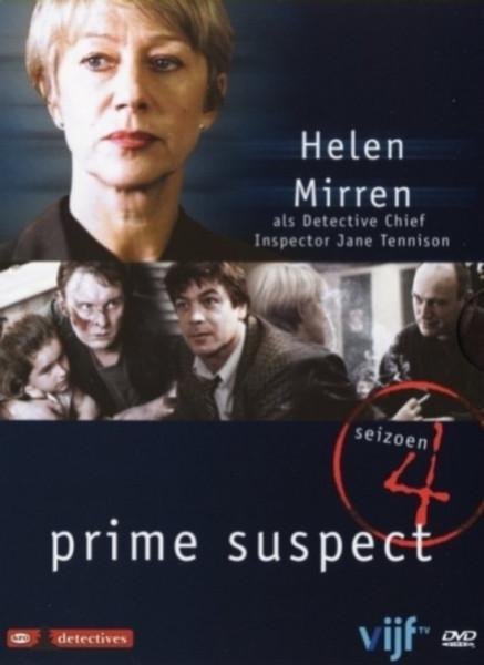 Prime Suspect - Seizoen 4 (DVD)