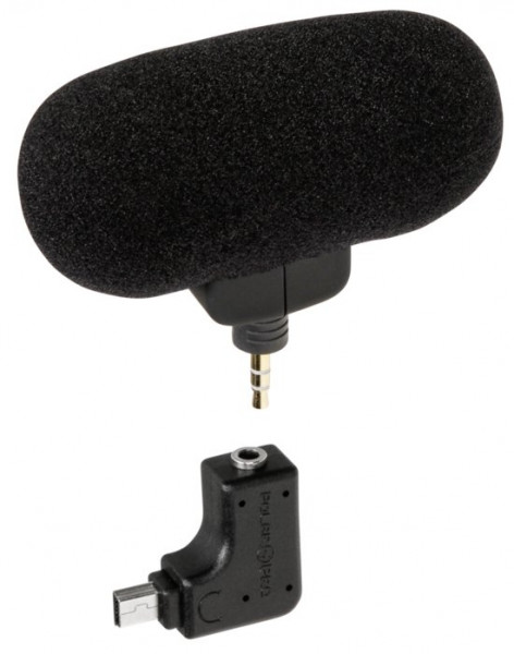 PolarPro ProMic Microphone Kit for GoPro actioncam