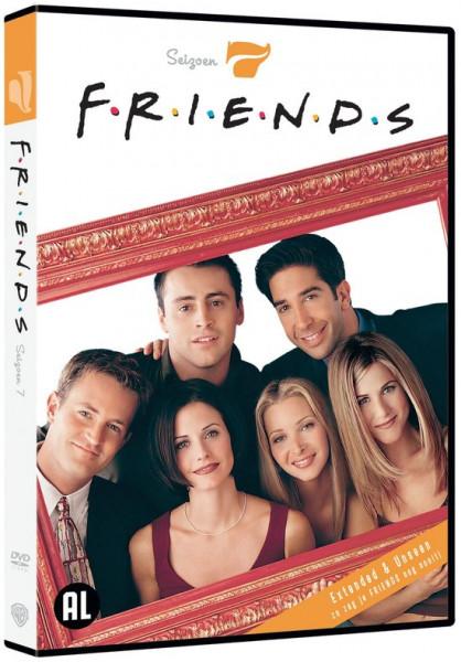 Friends - Seizoen 7 - DVD